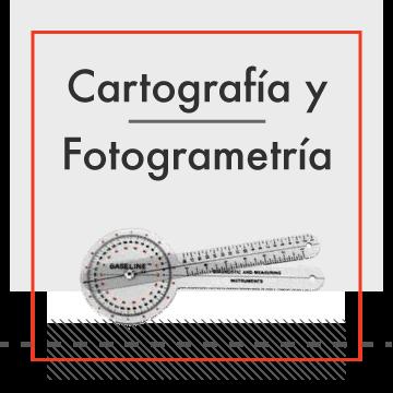 Cartografía y Fotogrametría