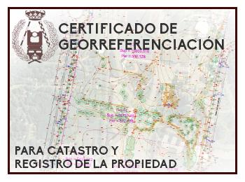certificado de Georreferenciación