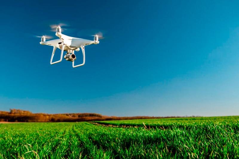 Usos de drones en la georreferencia